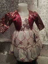 Mädchen Kleid Baby Neu Kinder Fest Sommer Hochzeit Festkleid Blümmen Angebot SET