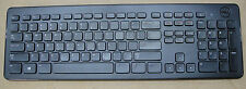 Genuine Dell Wireless Keyboard KM632 0KJW6K KJW6K (USB Receiver Not included)
