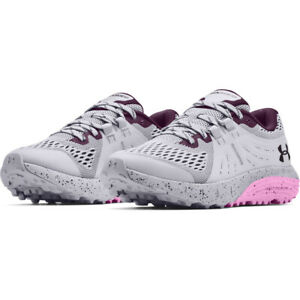 Under Armour 3021968 Women UA Charged Bandit Trail Athletic Hiking Running Shoes
