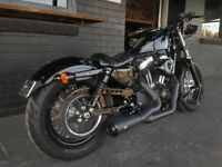 Harley Davidson Sportster Iron & Forty-Eight - 2011-18, Tail Tidy