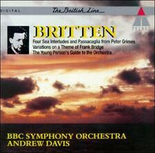 Britten: The Young Person's Guide to the Orchestra Benjamin Britten, Andrew Dav