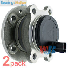 Pack of 2 WJB WA512528 Rear Wheel Hub Bearing Assembly Replace 512528 HA590460