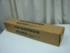 San Jamar C4210pfsdgr Cup Dispenser4 To 10 Oz Cups