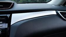 Matt Center Console Stripe Decoration Trim for Nissan Rogue X-Trail 2014-2016
