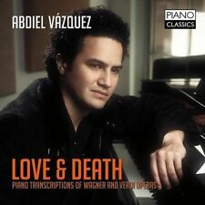 Love & Death: Piano Transcriptions of Wagner, New Music