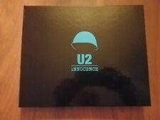 U2 Experience + Innocence Tour Vip Collectors Book 2018 - No.12022/35,000