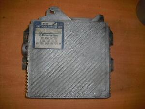 calculateur une prises lucas 55826 / A0165457632 (ref 1851)