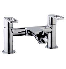 Cooke & Lewis Saverne Chrome finish Bath mixer tap