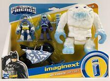 DC Super Friends Batman Imaginext Mr. Freeze Gift Set 3-Inch Figure Set