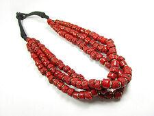 N3940 hollowwillow naga boho Statement Women Ethnic handmade NECKLACE Jewelry