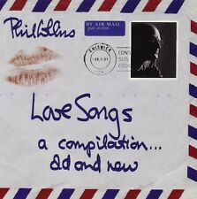 Phil Collins Love Songs 2-CD NEW Against All Odds/One More Night/Do You Remember