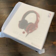 New in Unopened Box Skullcandy NBA Mix Master Headphones Chicago Bulls