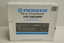 Pioneer KE-1303QR Cassette Deck Super Tuner Radio Pull Out NOS HTF Japan 1993