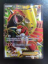 Carte Pokémon Groudon EX 150/160 Full Art XY Primo Choc