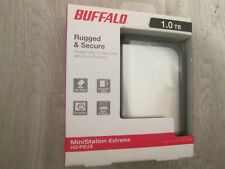 BUFFALO MiniStation Extreme Portable USB 3.0 Hard Drive, 1 TB, Model: HD-PZU3