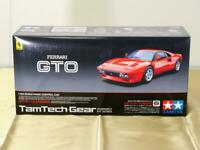Tamiya 1/12 Ferrari 288 GTO Tamtech-Gear red car plastic model box unused