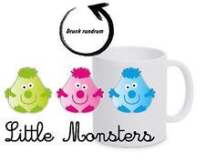 Kinderbecher bruchfest mit Namen Kindertasse Kunststoffbecher Tasse Monster