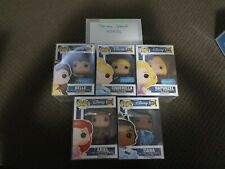 Dancing Disney Princess Funko POP Vinyl RARE, Vaulted sticke