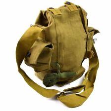 Genuine Soviet Russian Army Surplus Canvas Military Shoulder Gas Mask Bag GP-5.