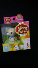 Tomy Micro Pets i Dog Whip New in Box