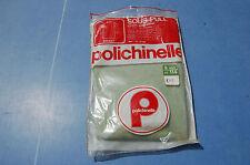 VETEMENT VINTAGE SOUS PULL ENFANT  6 ans  vert et blanc Polichinelle //garage//