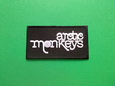 HEAVY METAL PUNK ROCK MUSIC FESTIVAL SEW ON / IRON ON PATCH:- ARCTIC MONKEYS (b)