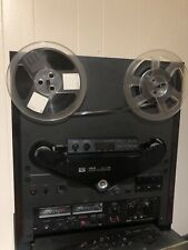 Akai GX-747DBX Reel To Reel Tape Recorder Works!