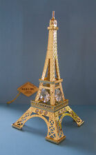 "SWAROVSKI CRYSTAL ELEMENTS ""EIFFEL TOWER"" FIGURINE - ORNAMENT"
