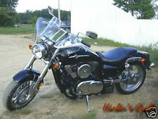 Kawasaki Meanstreak VN 1500 1600 Mean Streak - S20C Stealth Fairing/Windshield