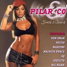 Maestro : Pilar Montenegro South Beach CD