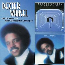 Life on Mars/What the World Is Coming To by Dexter Wansel (CD, May-2005, Edsel)