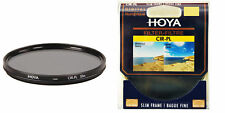 Hoya 58mm Digital Circular Polarizing Thin/Slim Filter New For Nikon Canon Sony