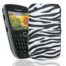 Zebra Design Case Cover For Blackberry Curve 8520