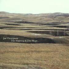 Joe Thompson • The Hunting & the Hope • used CD/DigiPac • ships free in US