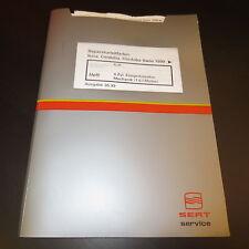 Werkstatthandbuch Seat Ibiza Cordoba Vario ´99 4-Zyl. 1,6 L Einspritz Motor ALM