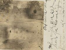 1907 Ashville Alabama: Dean Spring, Swimming Hole Saint St Clair County Alabama