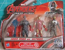 MARVEL  -2015 AVENGERS 2 Age of Ultron- Target Exclusive *IRON MAN vs ULTRON*