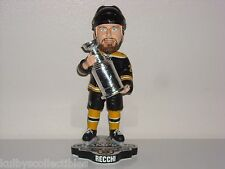 MARK RECCHI Boston Bruins Bobble Head 2011 Stanley Cup Champs Trophy Limited NHL