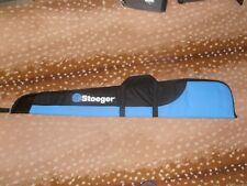 Stoeger Flex Soft Case, Black and Blue Brand new, free shipping. Closeout price!