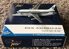 Gemini Jets 1:400 Pan American McDonnell Douglas DC-8-32 GJPAA1337 NEW