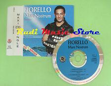 CD singolo FIORELLO MARE NOSTRUM 1992 ITALY 0601 - 2 MAXI SINGLE CD (S17) no mc