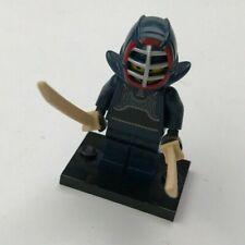 LEGO MINI FIGURES SERIES 15 #12 Kendo Fighter