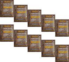 10 X Turbohefe Alcotec Whisky + GA Enzym Alkohol Gärhefe Hefe Brennhefe + GRATIS