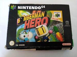 Bomberman Hero - Boxed - Nintendo 64 - N64