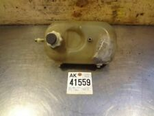 2.2L Coolant Reservoir with Cap for 1984 Renault Fuego