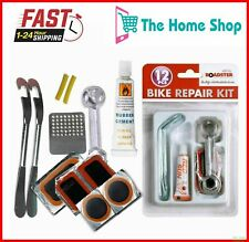 12pc Bike Bicycle Tyre Puncture Repair Glue Tool Kit For All Mountain & BMX Bike