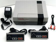 ORIGINAL Nintendo Entertainment System Video Game Bundle Set Kit NES Console OG