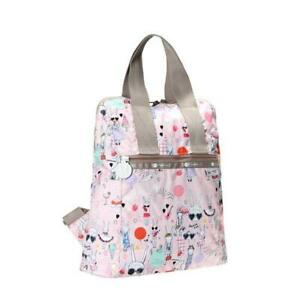 LeSportsac Fifi Lapin Collection Everyday Backpack in Fifi Pool Party NWT