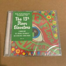 """The 13th Floor Elevators """"Psychedelic Sounds Of"""" 2CD 2019 Sealed [CHARLY release"""