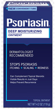 Psoriasin Multi-Symptom Deep moisturizing Ointment Tube 4.2 oz (119 g)
